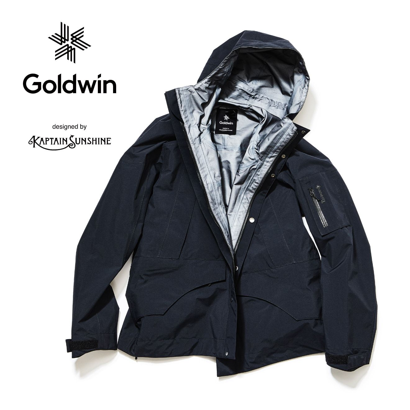 Goldwin × KAPTAIN SUNSHINE<br><small>Snow Dwellers</small>