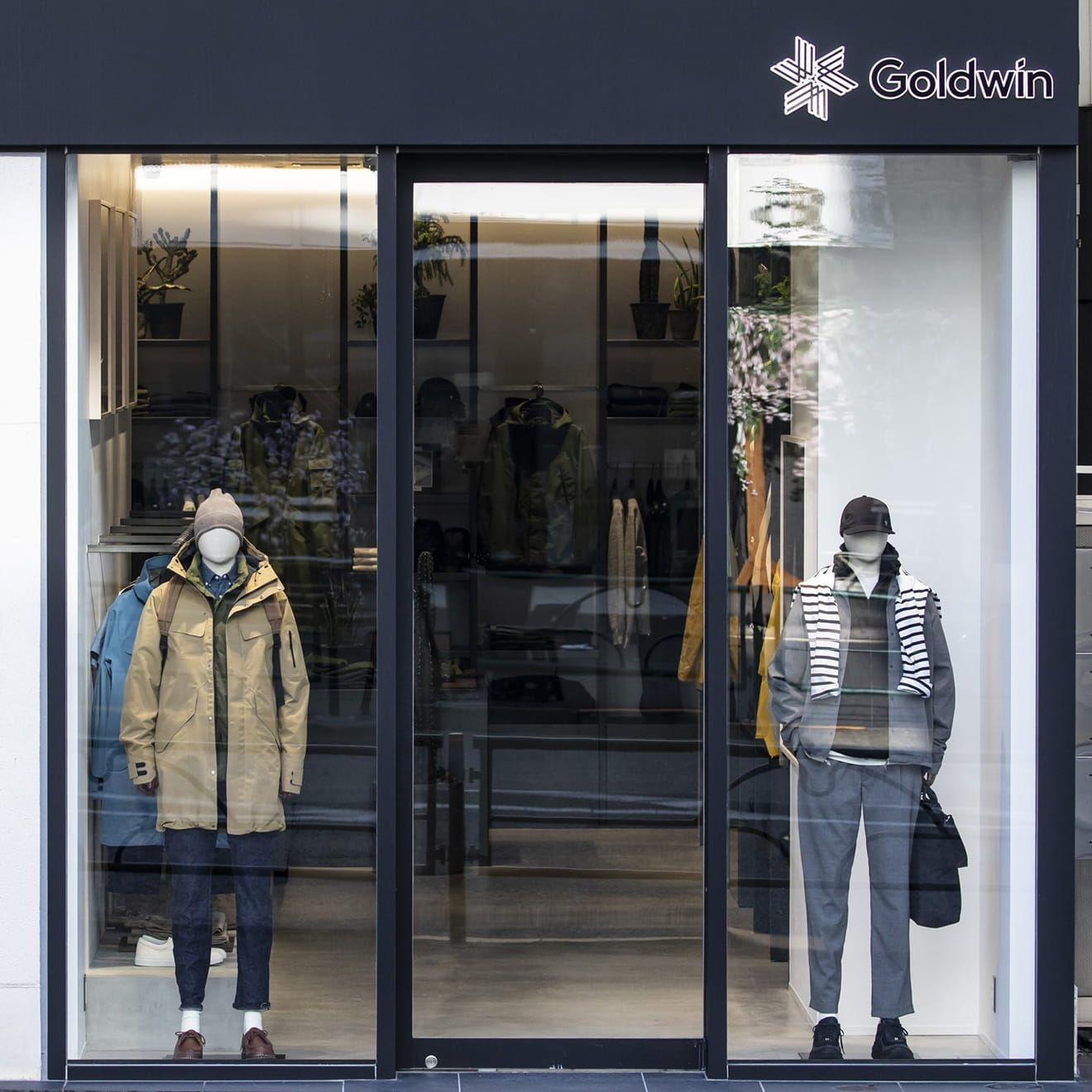 Goldwin Harajuku<br>2.29(sat) open
