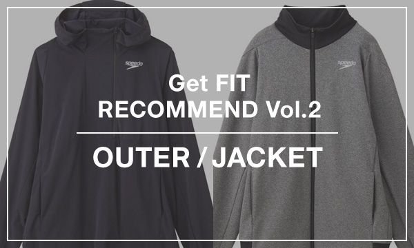 "Get FIT RECOMMEND Vol.2<br>""Outer / Jacket"""