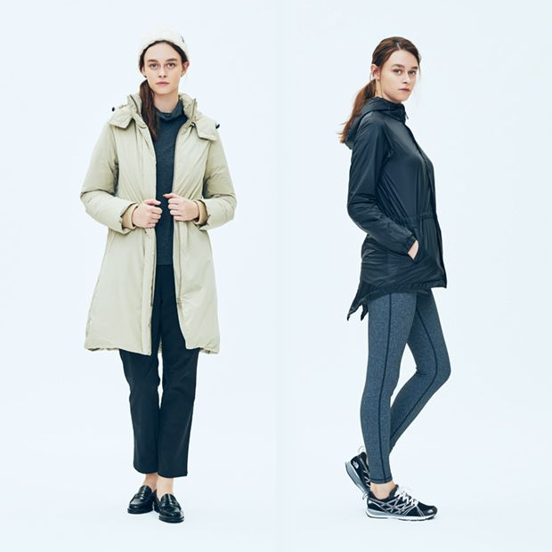 WARM & COMFORT OUTER<br>COLLECTION