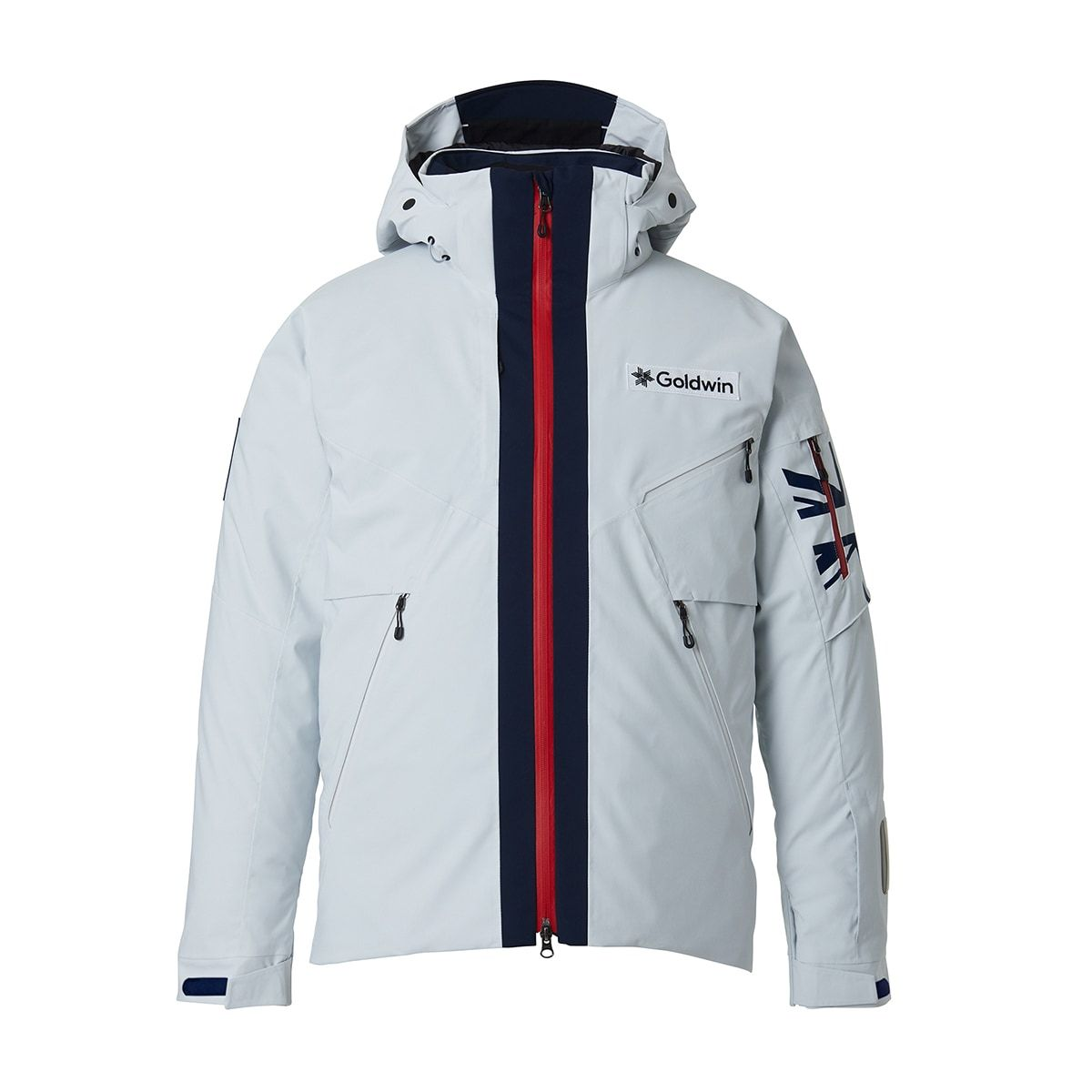 GREAT BRITAIN TEAM REPLICA JACKET