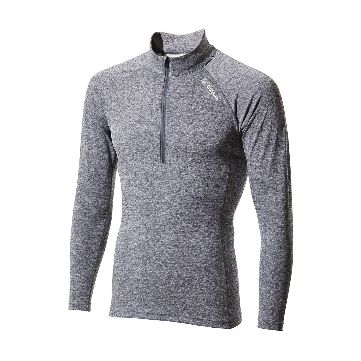 ADVANCE WARM ZIP UP LONG SLEEVES