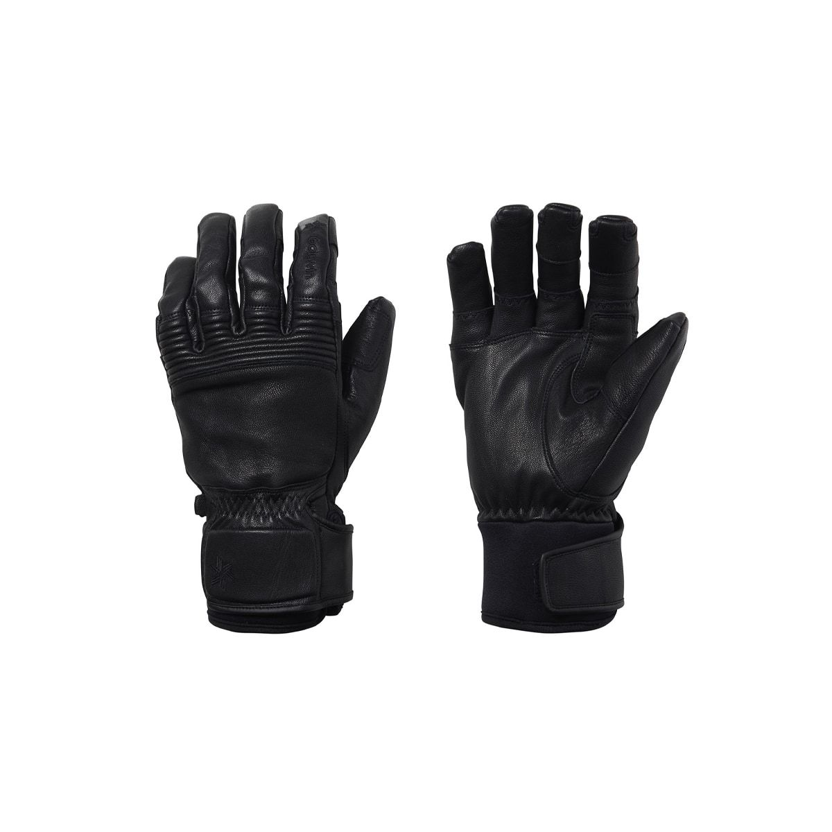 LEATHER FORMFITTING GLOVE