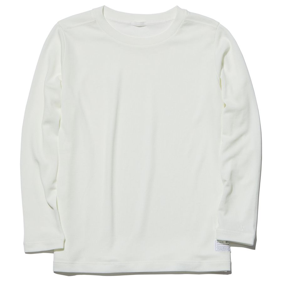 GCW40110 | W's RE-POSE L/S T-SHIRT