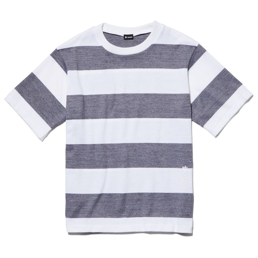 GM40109P | WIDE BORDER S/S TEE
