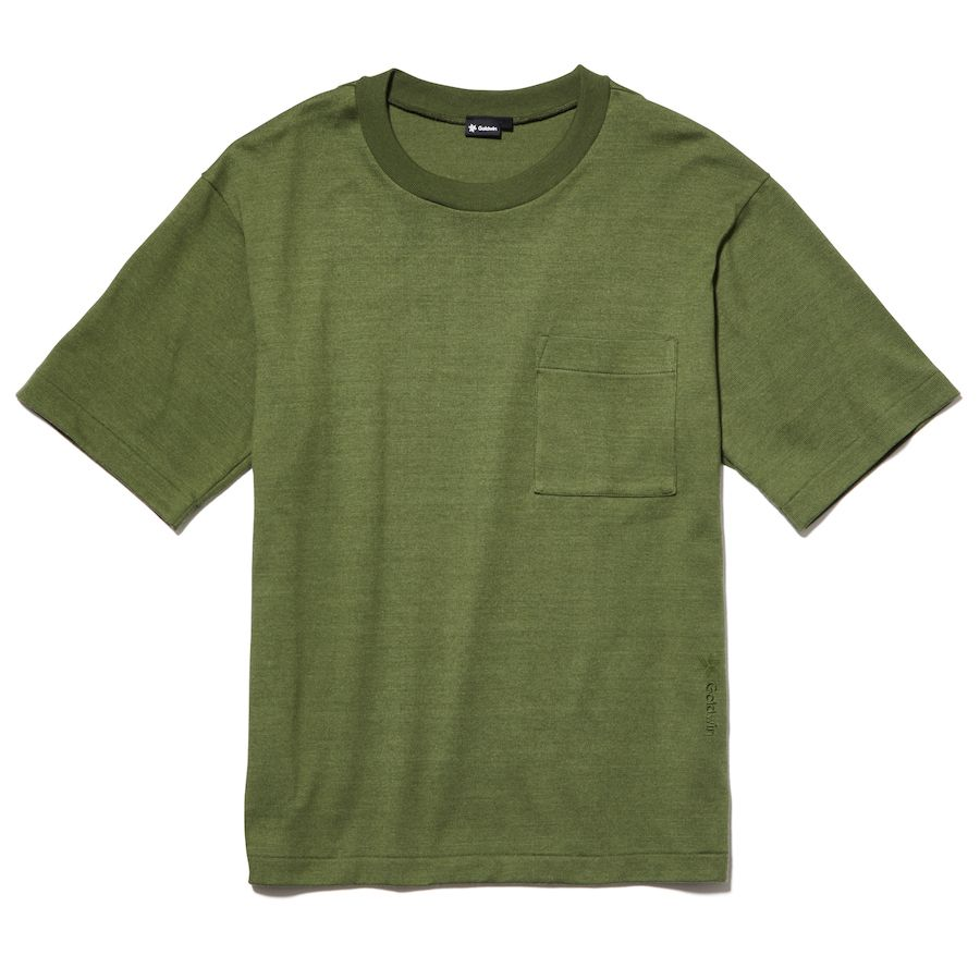 GM40110P | POCKET TEE