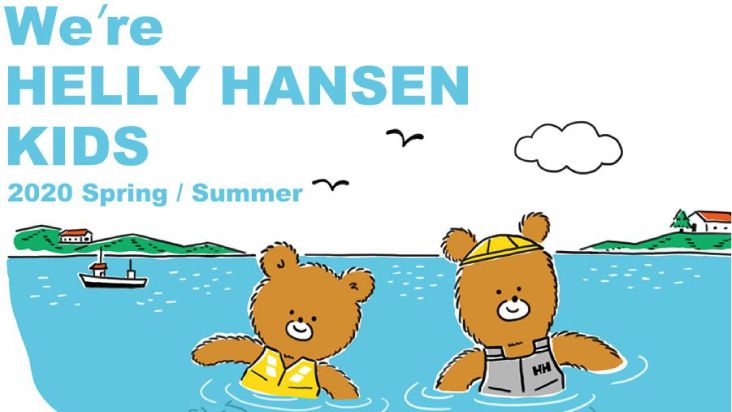We're HELLY HANSEN KIDS