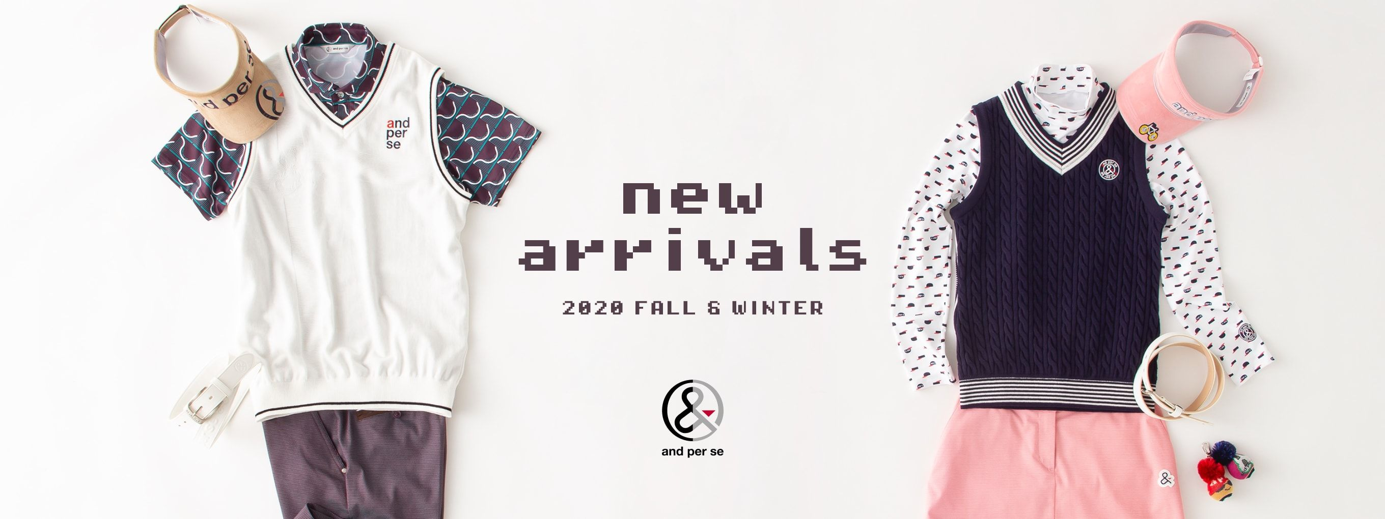 New Arrivals -2020 Fall & Winter-