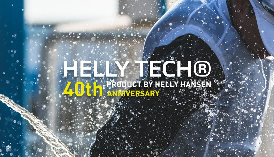 HELLYTECH 40th Anniversary