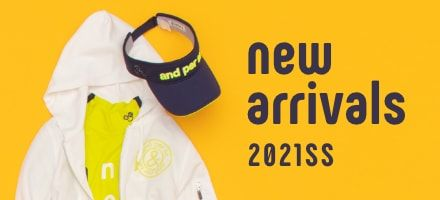 2021 Spring & Summer NEW ARRAIVAL