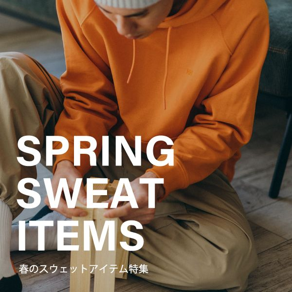 HELLY HANSEN 2020SS SWEAT